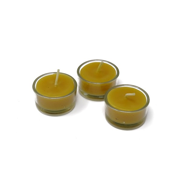 Teelicht Honigduft