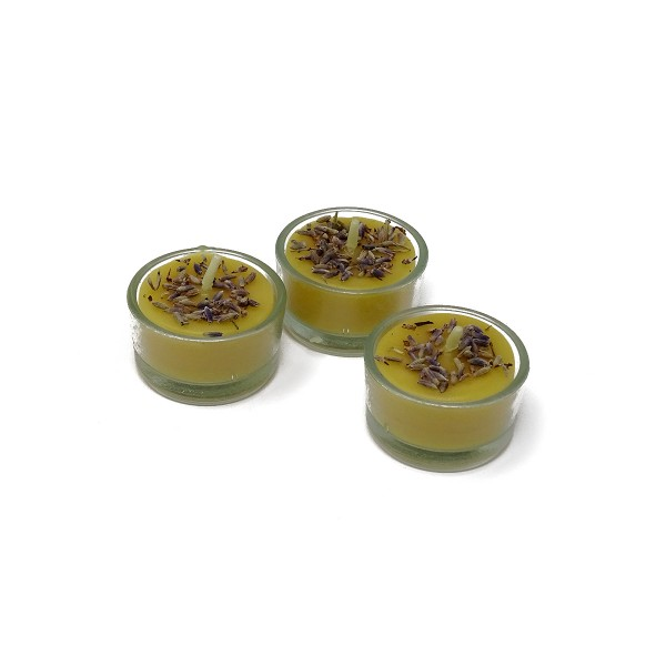 Teelicht Lavendel